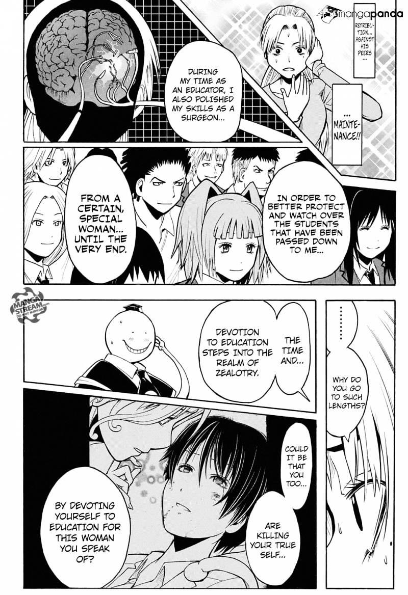 Ansatsu Kyoushitsu Chapter 184  Online Free Manga Read Image 14