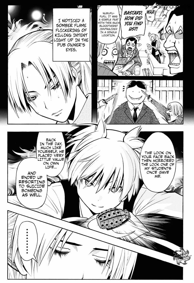 Ansatsu Kyoushitsu Chapter 184  Online Free Manga Read Image 7