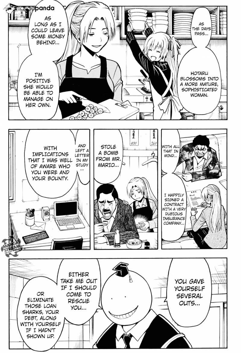 Ansatsu Kyoushitsu Chapter 184  Online Free Manga Read Image 9
