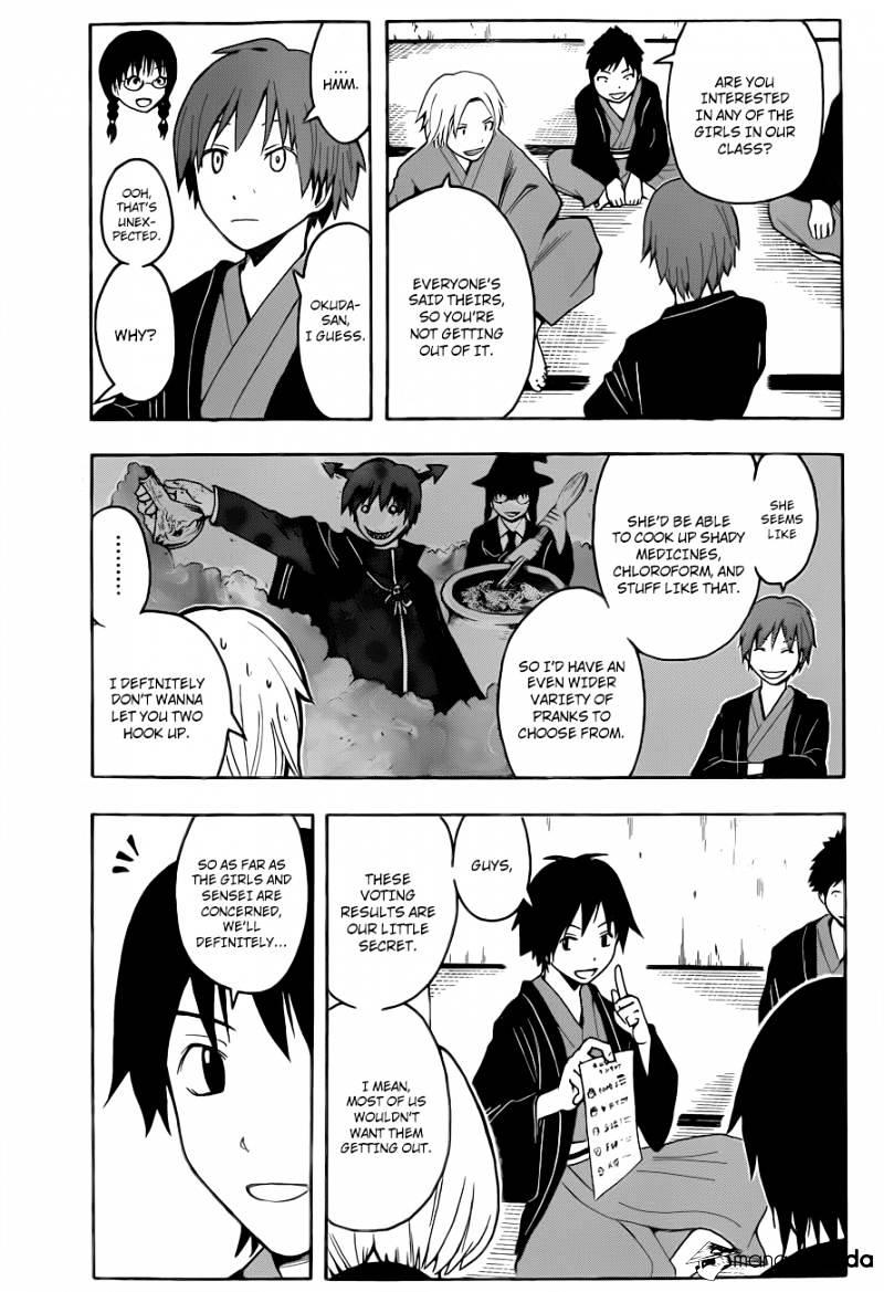 Ansatsu Kyoushitsu Chapter 19  Online Free Manga Read Image 10