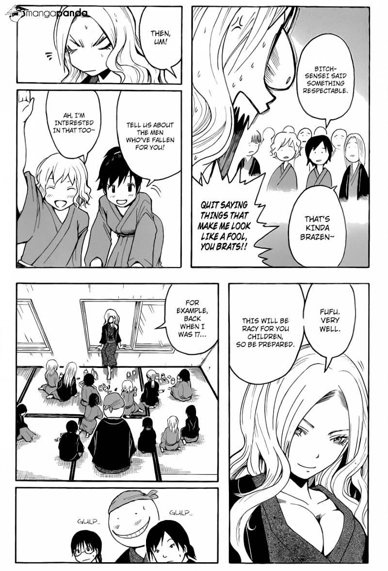 Ansatsu Kyoushitsu Chapter 19  Online Free Manga Read Image 13