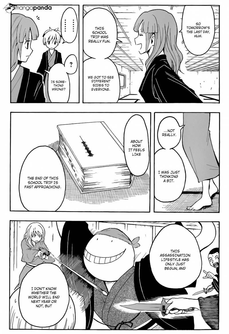 Ansatsu Kyoushitsu Chapter 19  Online Free Manga Read Image 16