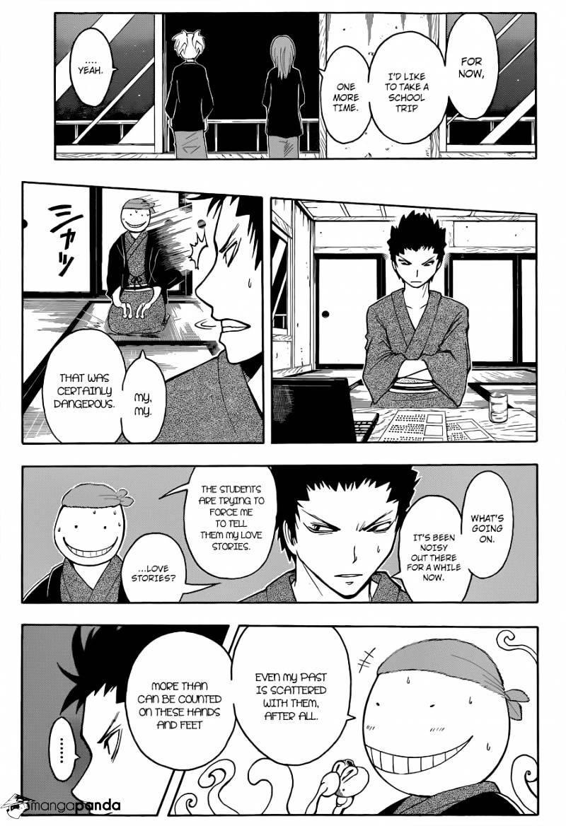 Ansatsu Kyoushitsu Chapter 19  Online Free Manga Read Image 18