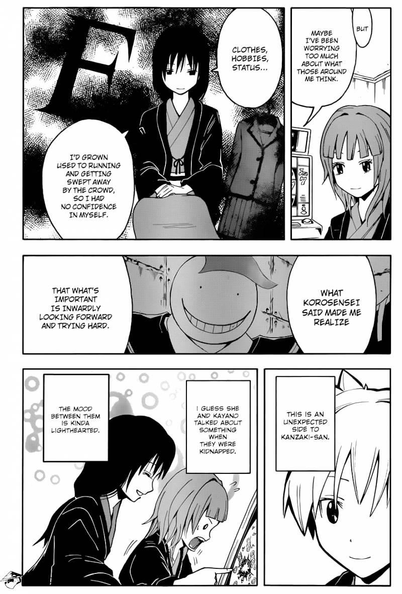 Ansatsu Kyoushitsu Chapter 19  Online Free Manga Read Image 3