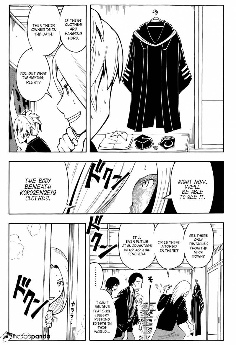 Ansatsu Kyoushitsu Chapter 19  Online Free Manga Read Image 6