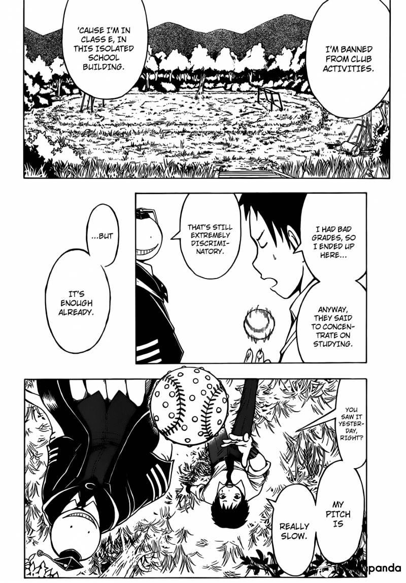 Ansatsu Kyoushitsu Chapter 2  Online Free Manga Read Image 13