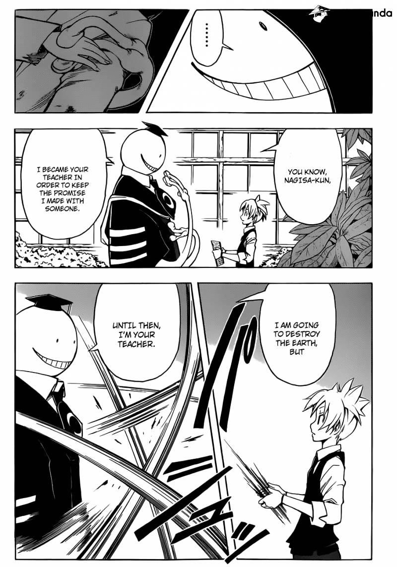 Ansatsu Kyoushitsu Chapter 2  Online Free Manga Read Image 20