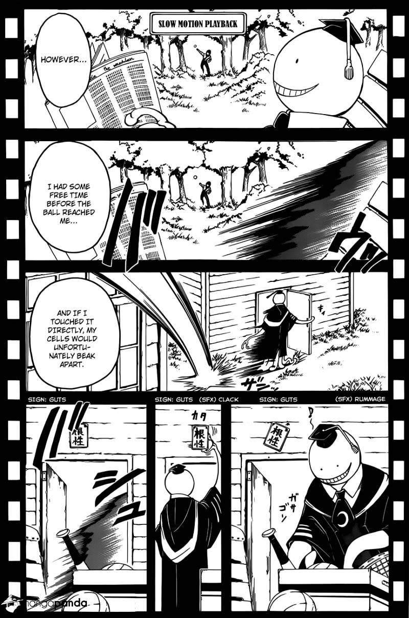 Ansatsu Kyoushitsu Chapter 2  Online Free Manga Read Image 6