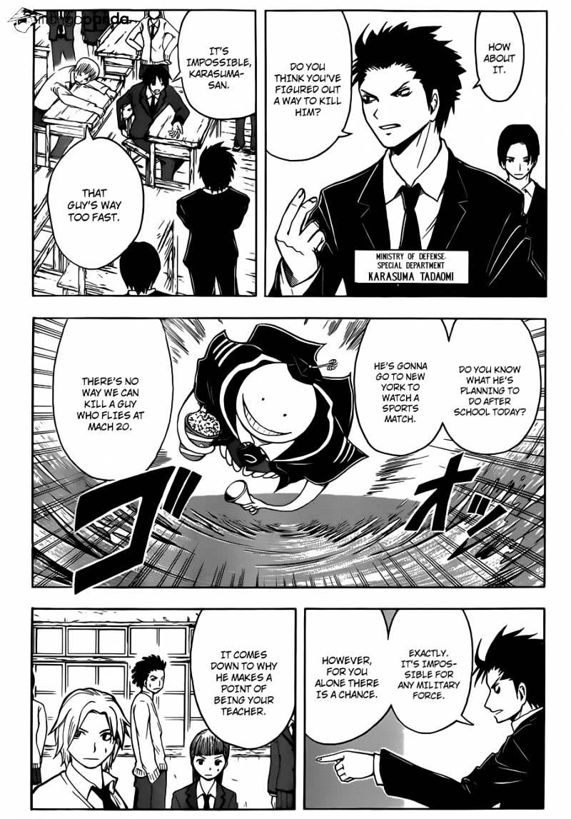 Ansatsu Kyoushitsu Chapter 2  Online Free Manga Read Image 9