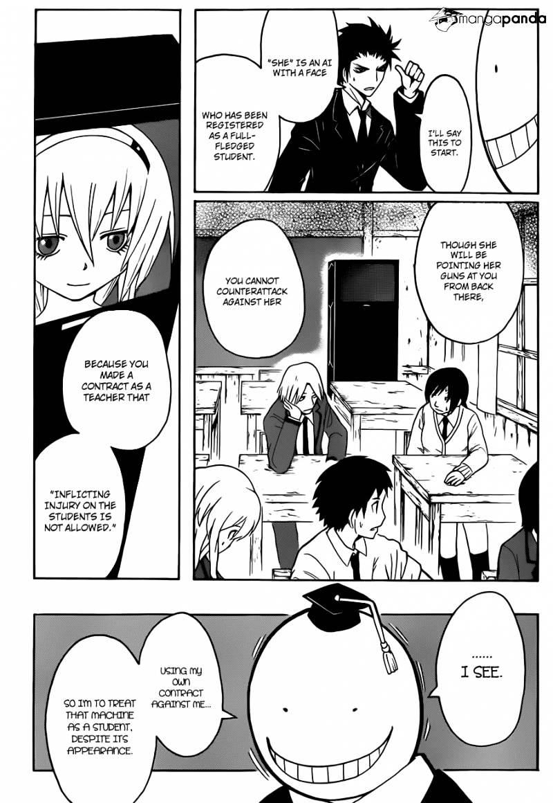 Ansatsu Kyoushitsu Chapter 20  Online Free Manga Read Image 11