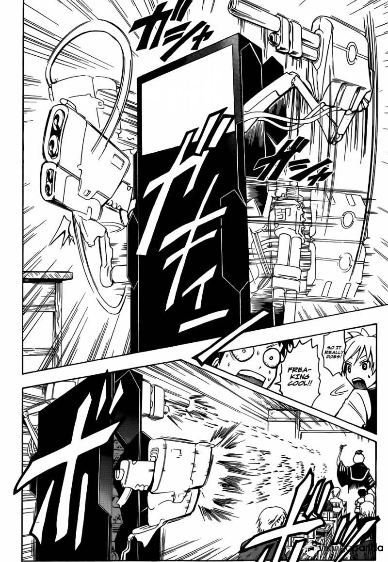 Ansatsu Kyoushitsu Chapter 20  Online Free Manga Read Image 13