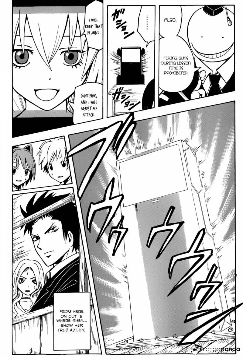 Ansatsu Kyoushitsu Chapter 20  Online Free Manga Read Image 15