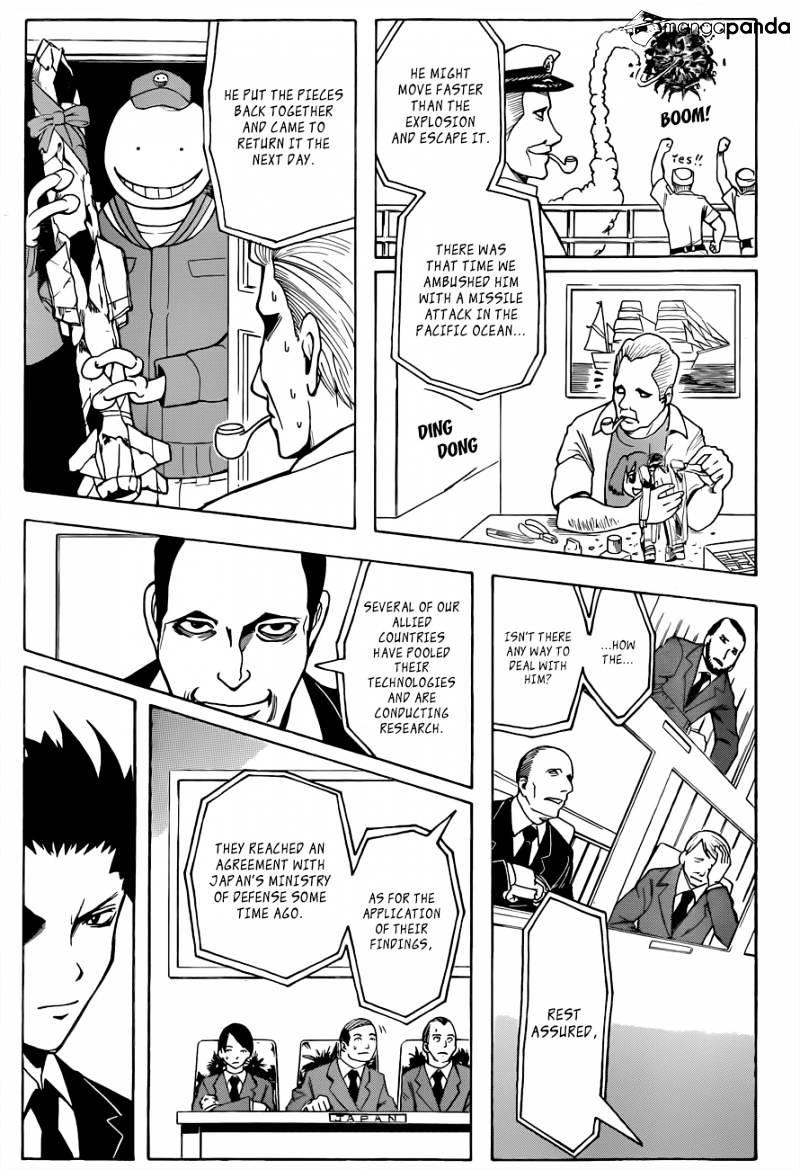 Ansatsu Kyoushitsu Chapter 20  Online Free Manga Read Image 4