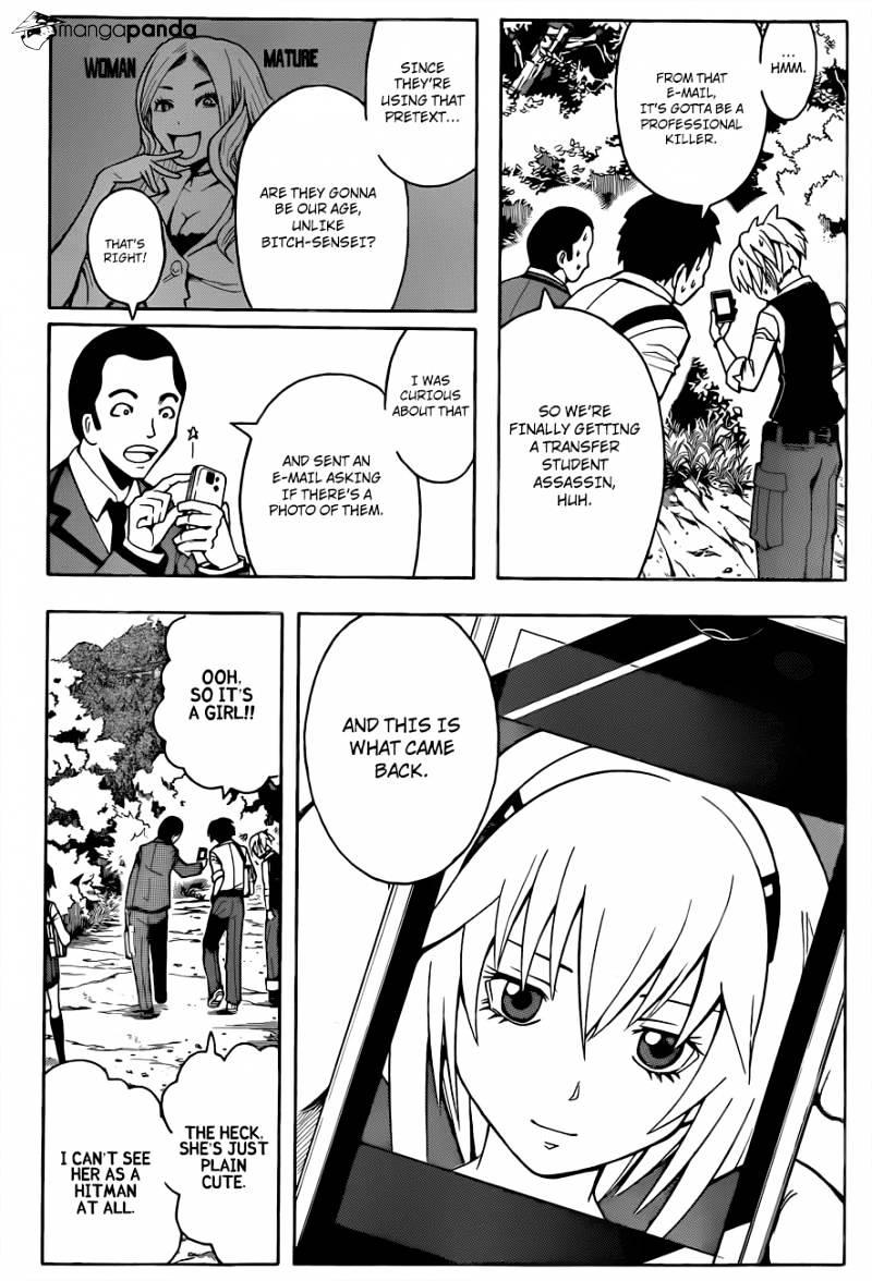 Ansatsu Kyoushitsu Chapter 20  Online Free Manga Read Image 7