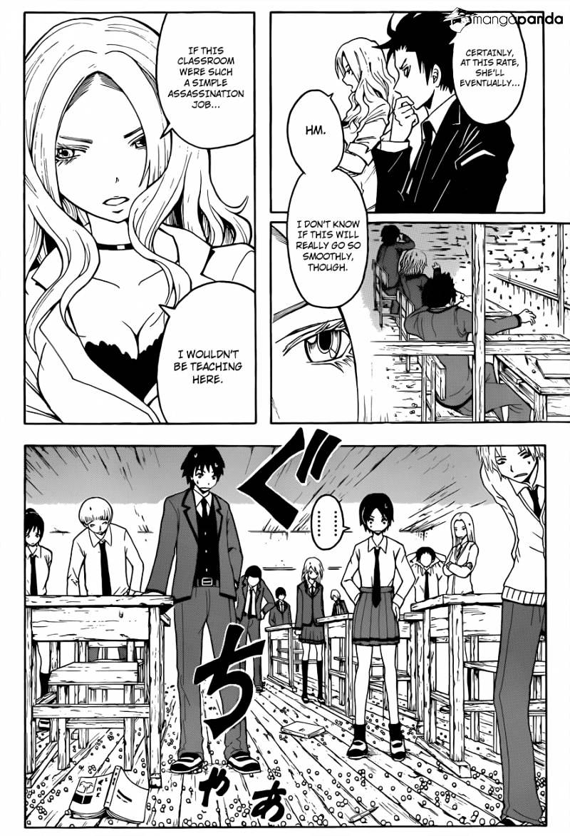 Ansatsu Kyoushitsu Chapter 21  Online Free Manga Read Image 5