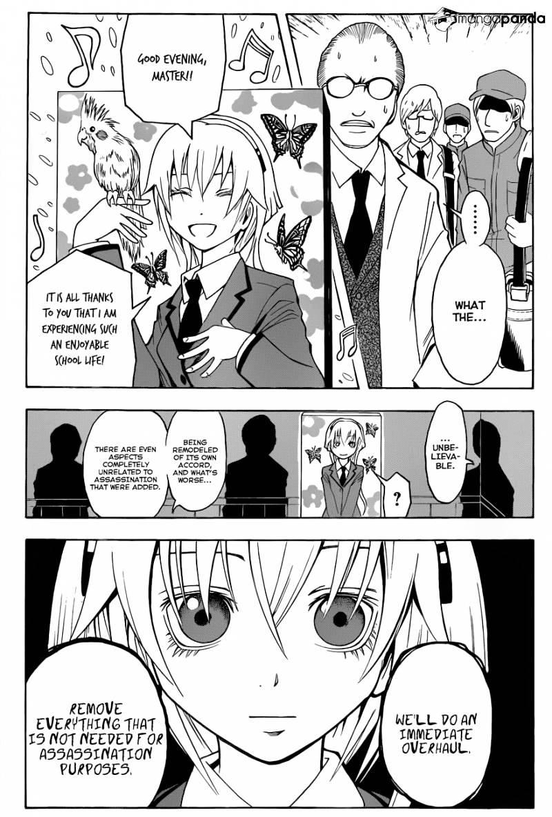 Ansatsu Kyoushitsu Chapter 22  Online Free Manga Read Image 11
