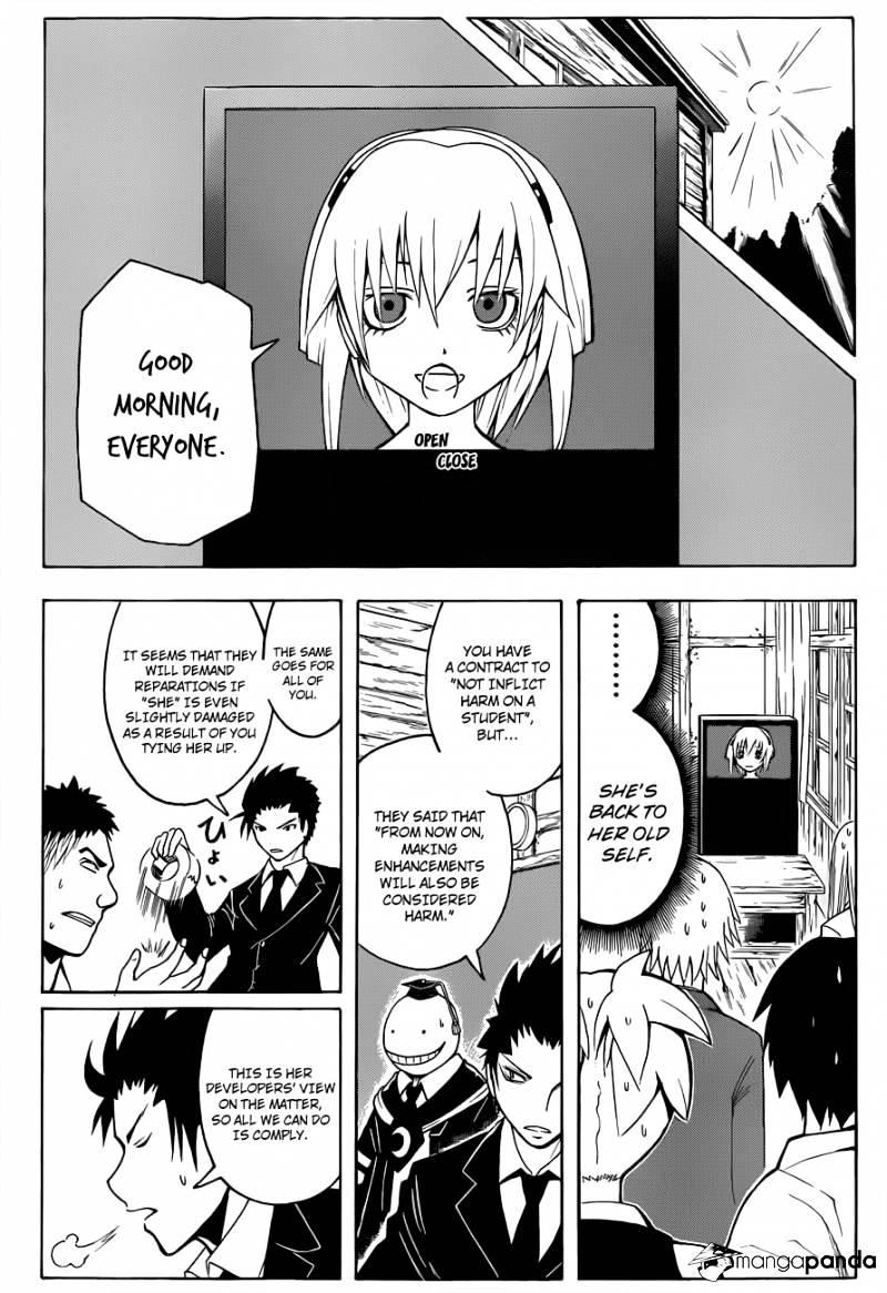 Ansatsu Kyoushitsu Chapter 22  Online Free Manga Read Image 14