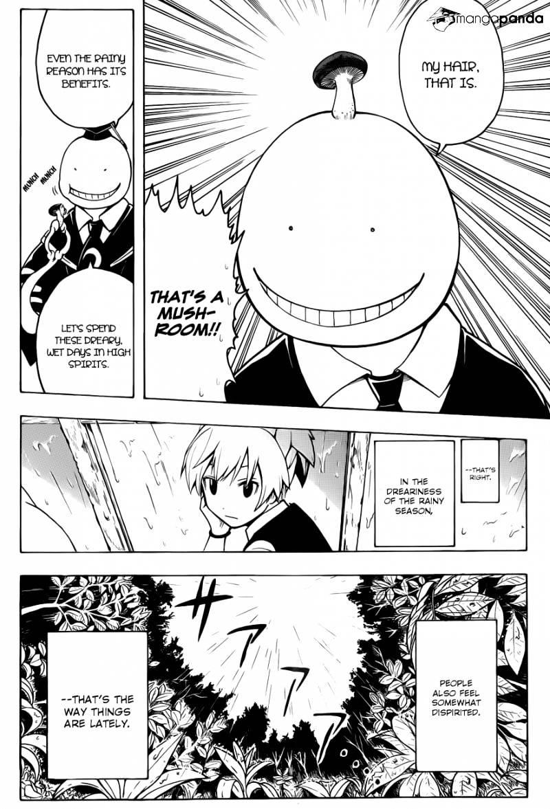 Ansatsu Kyoushitsu Chapter 23  Online Free Manga Read Image 5