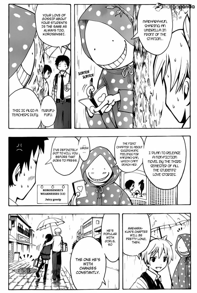 Ansatsu Kyoushitsu Chapter 23  Online Free Manga Read Image 7