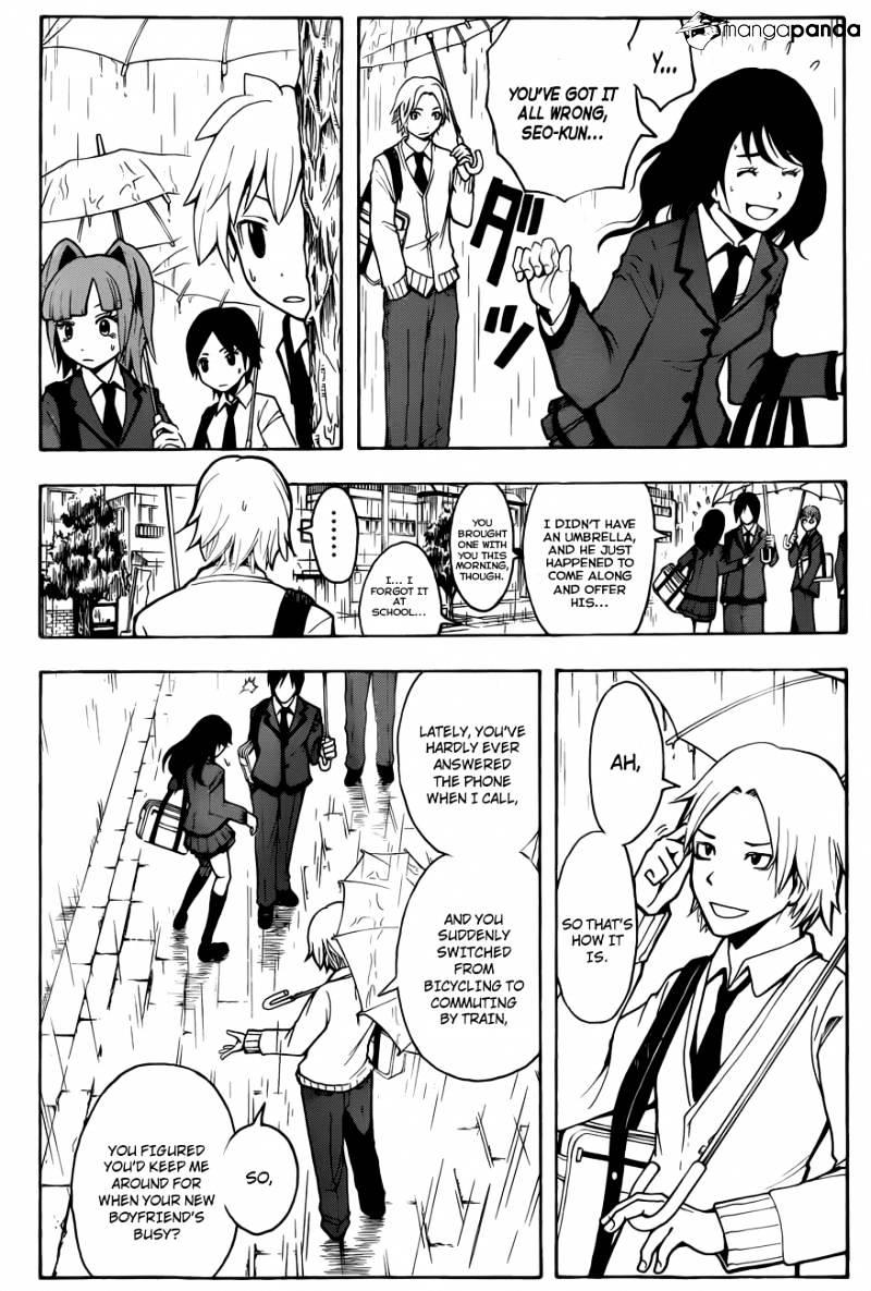 Ansatsu Kyoushitsu Chapter 23  Online Free Manga Read Image 9