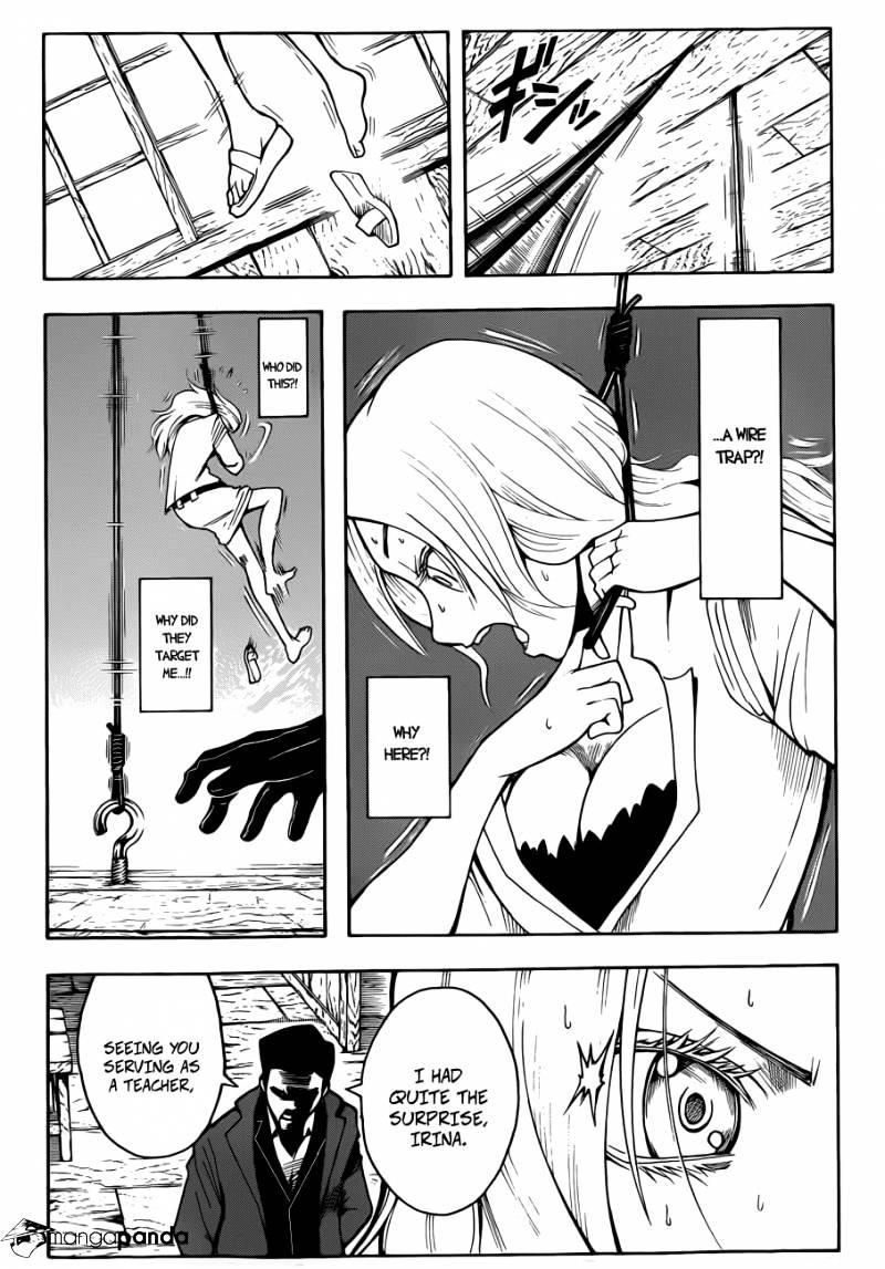 Ansatsu Kyoushitsu Chapter 25  Online Free Manga Read Image 10