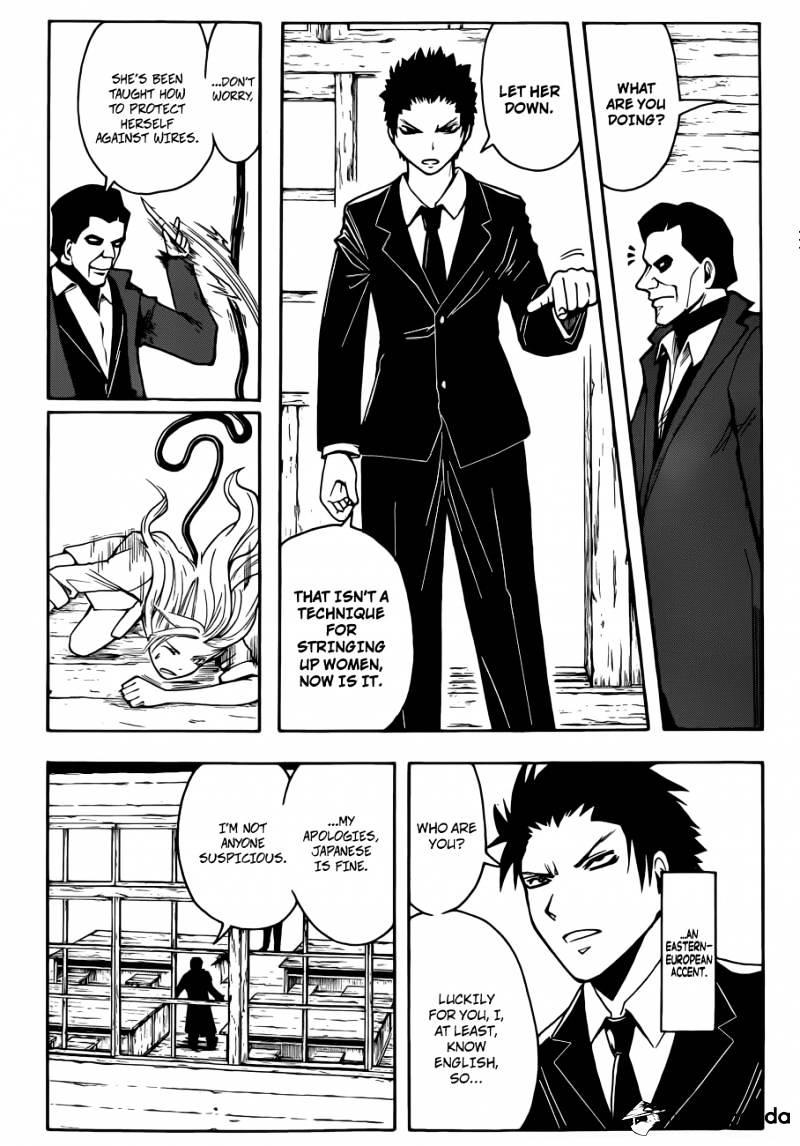 Ansatsu Kyoushitsu Chapter 25  Online Free Manga Read Image 12