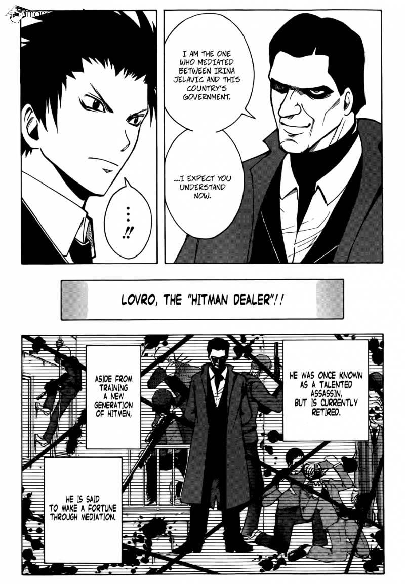 Ansatsu Kyoushitsu Chapter 25  Online Free Manga Read Image 13