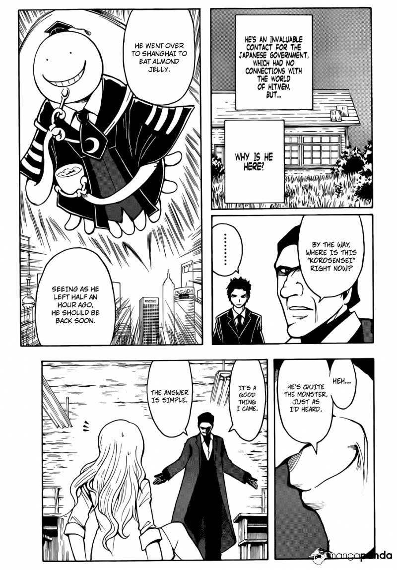 Ansatsu Kyoushitsu Chapter 25  Online Free Manga Read Image 14
