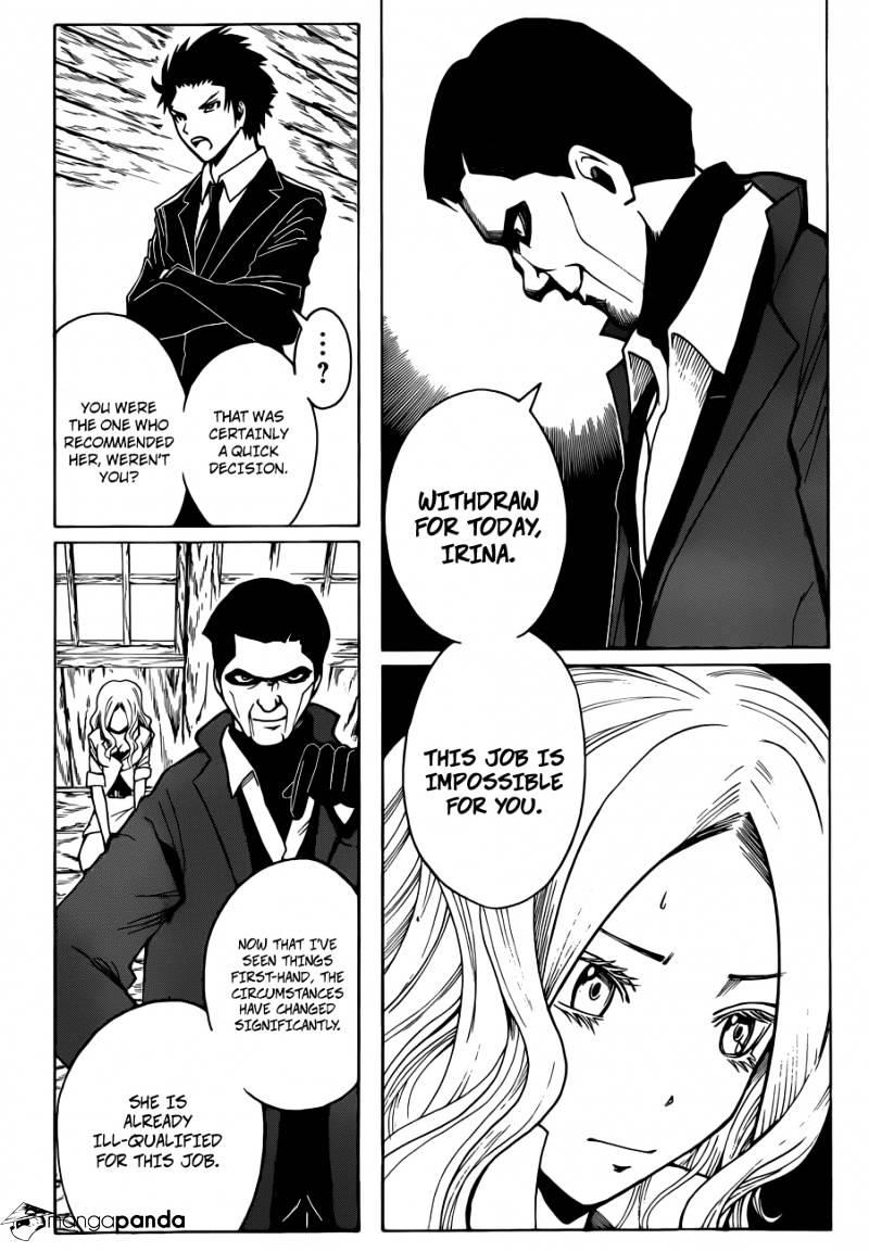 Ansatsu Kyoushitsu Chapter 25  Online Free Manga Read Image 15