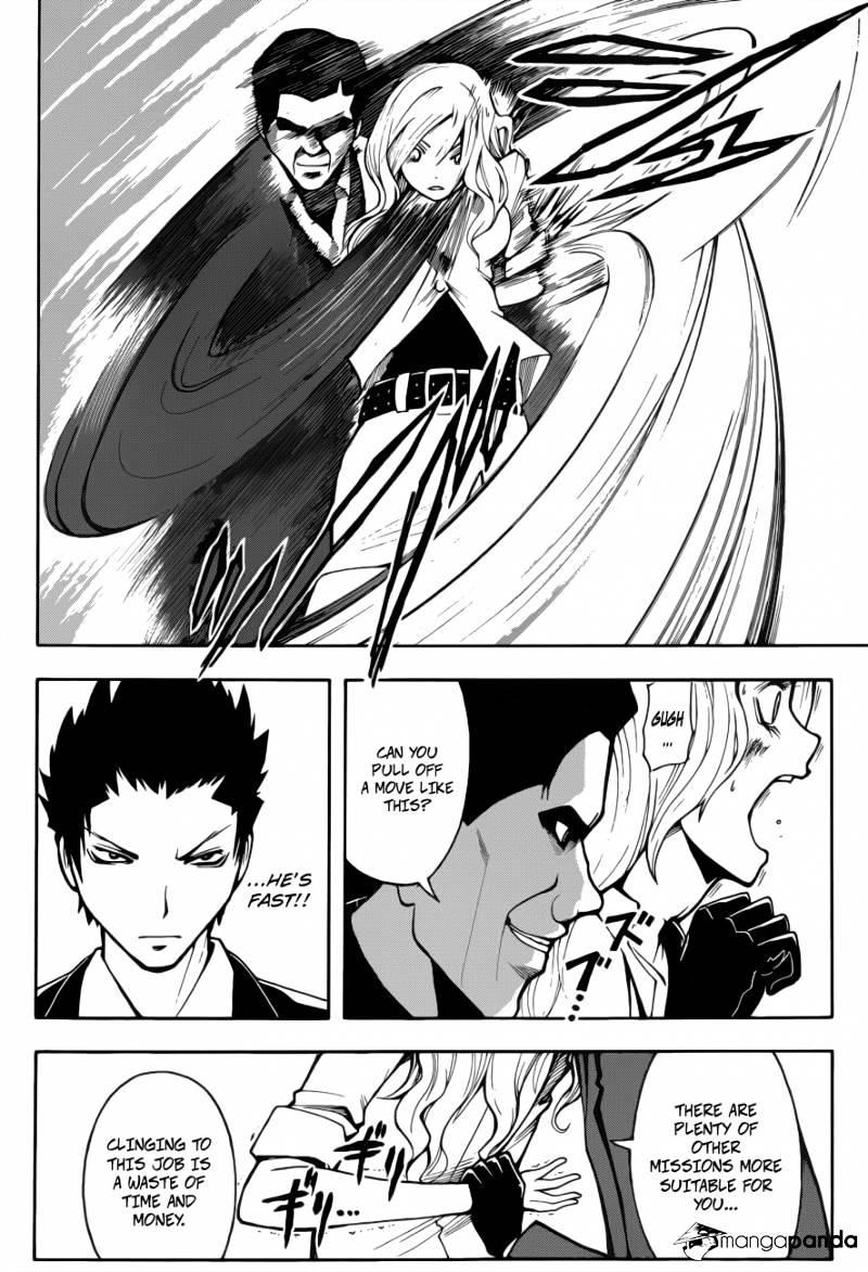 Ansatsu Kyoushitsu Chapter 25  Online Free Manga Read Image 17