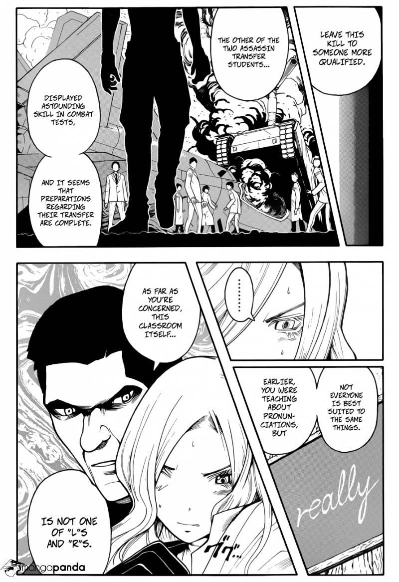 Ansatsu Kyoushitsu Chapter 25  Online Free Manga Read Image 18