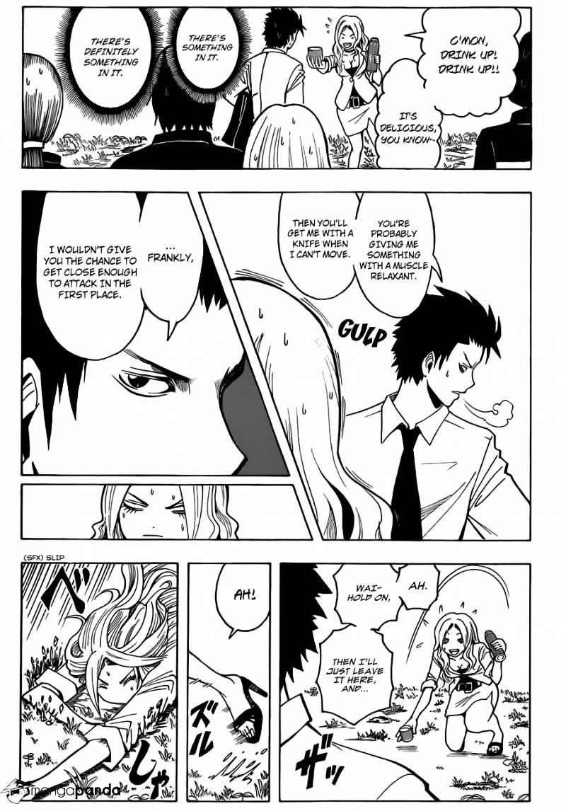 Ansatsu Kyoushitsu Chapter 26  Online Free Manga Read Image 10