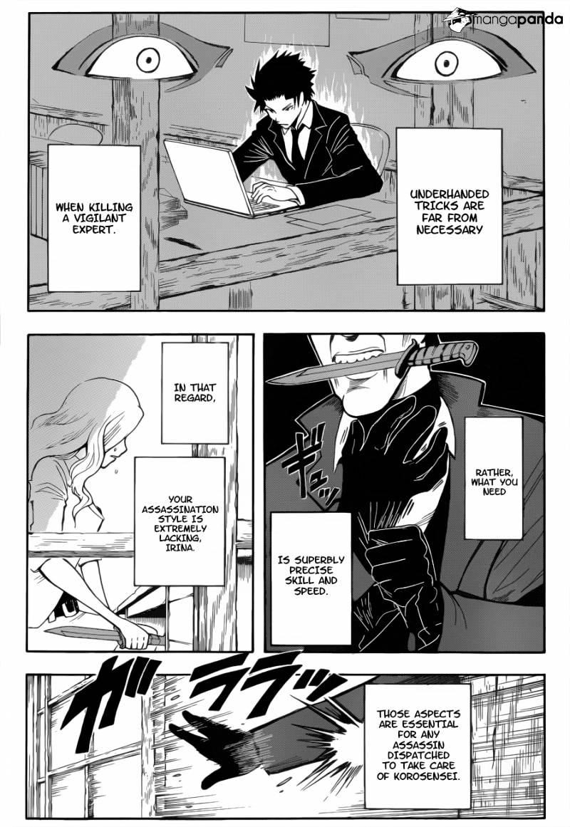 Ansatsu Kyoushitsu Chapter 26  Online Free Manga Read Image 14