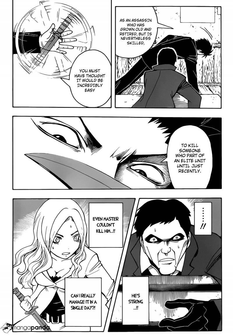 Ansatsu Kyoushitsu Chapter 26  Online Free Manga Read Image 19