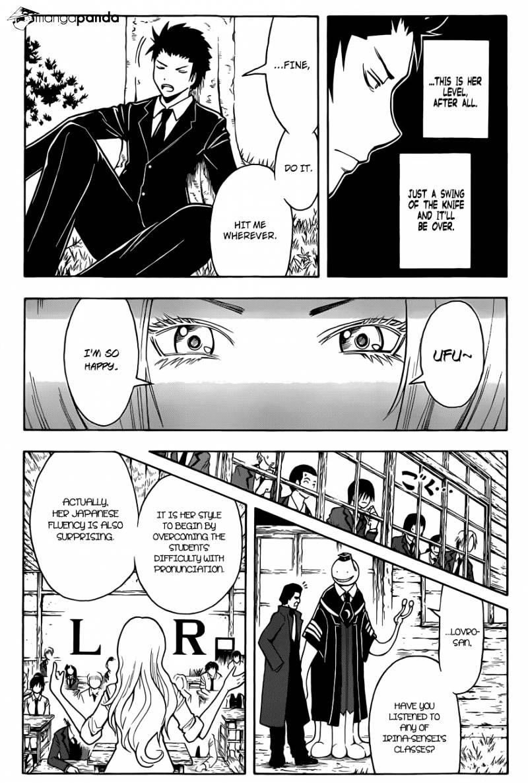 Ansatsu Kyoushitsu Chapter 27  Online Free Manga Read Image 11