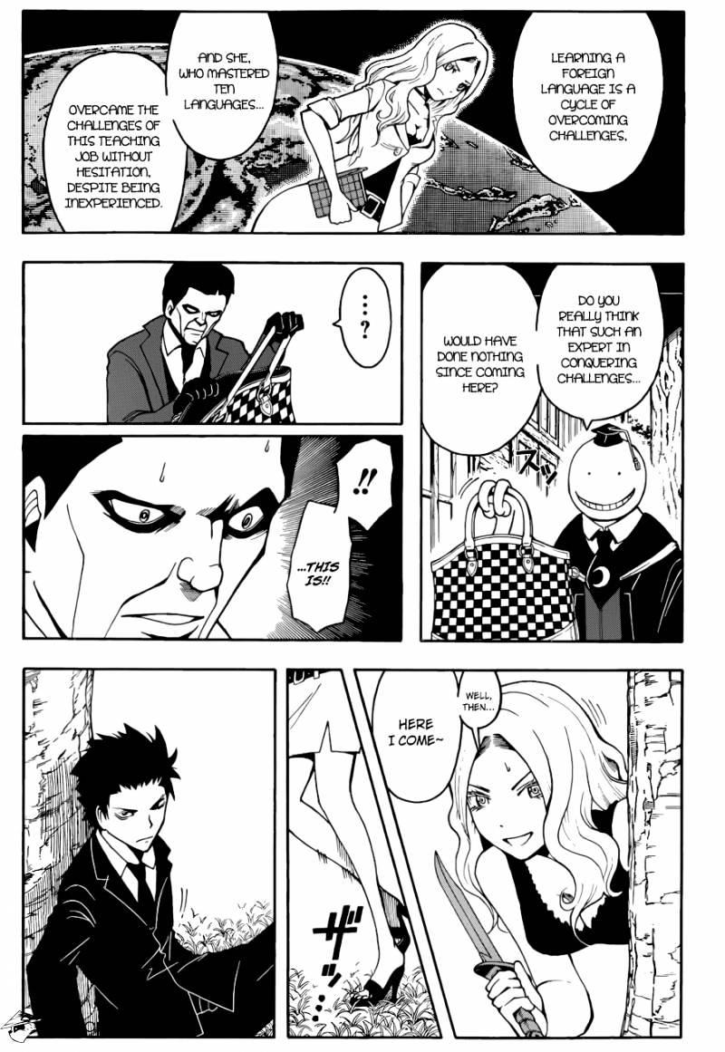 Ansatsu Kyoushitsu Chapter 27  Online Free Manga Read Image 12