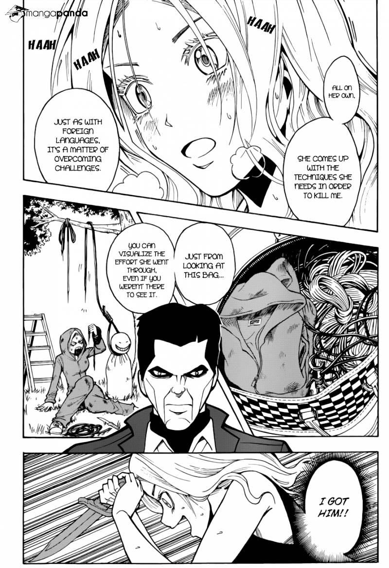 Ansatsu Kyoushitsu Chapter 27  Online Free Manga Read Image 15