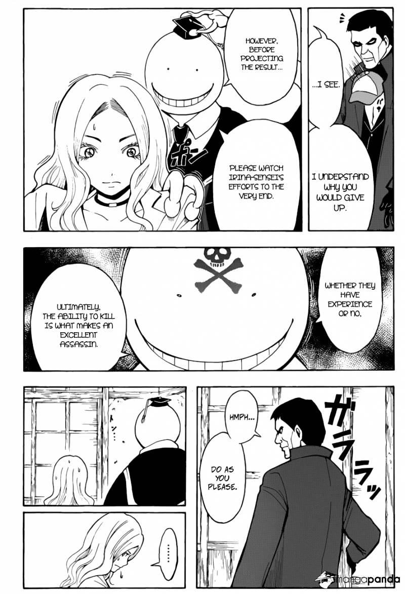Ansatsu Kyoushitsu Chapter 27  Online Free Manga Read Image 5