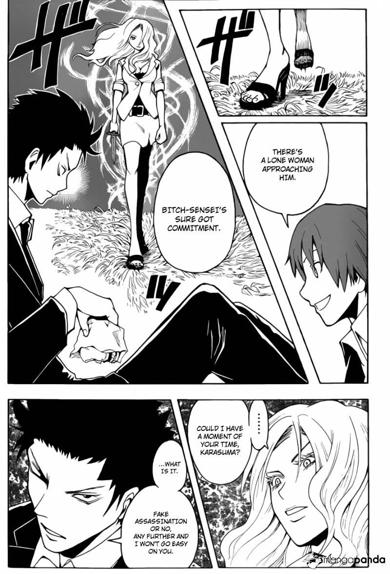 Ansatsu Kyoushitsu Chapter 27  Online Free Manga Read Image 8