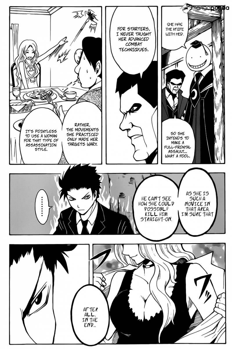 Ansatsu Kyoushitsu Chapter 27  Online Free Manga Read Image 9