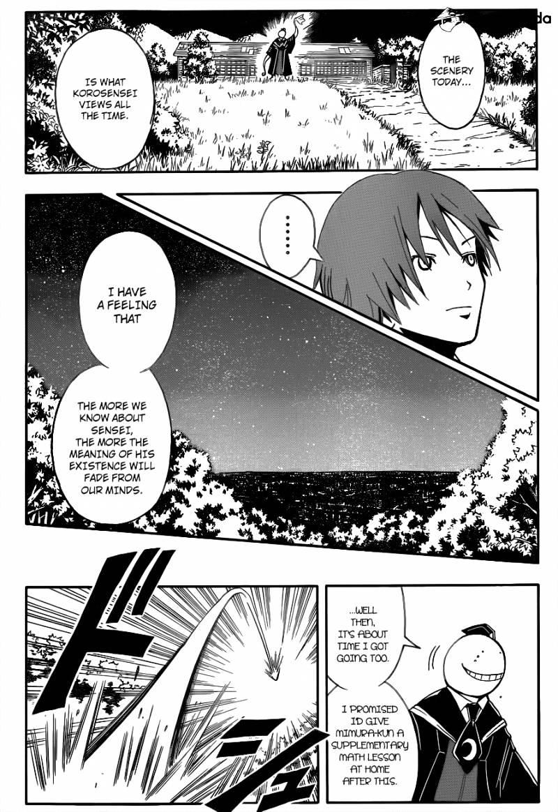 Ansatsu Kyoushitsu Chapter 28  Online Free Manga Read Image 17
