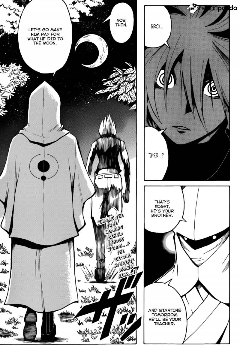 Ansatsu Kyoushitsu Chapter 28  Online Free Manga Read Image 19