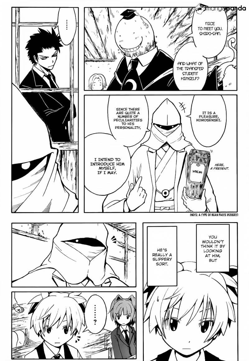 Ansatsu Kyoushitsu Chapter 29  Online Free Manga Read Image 11