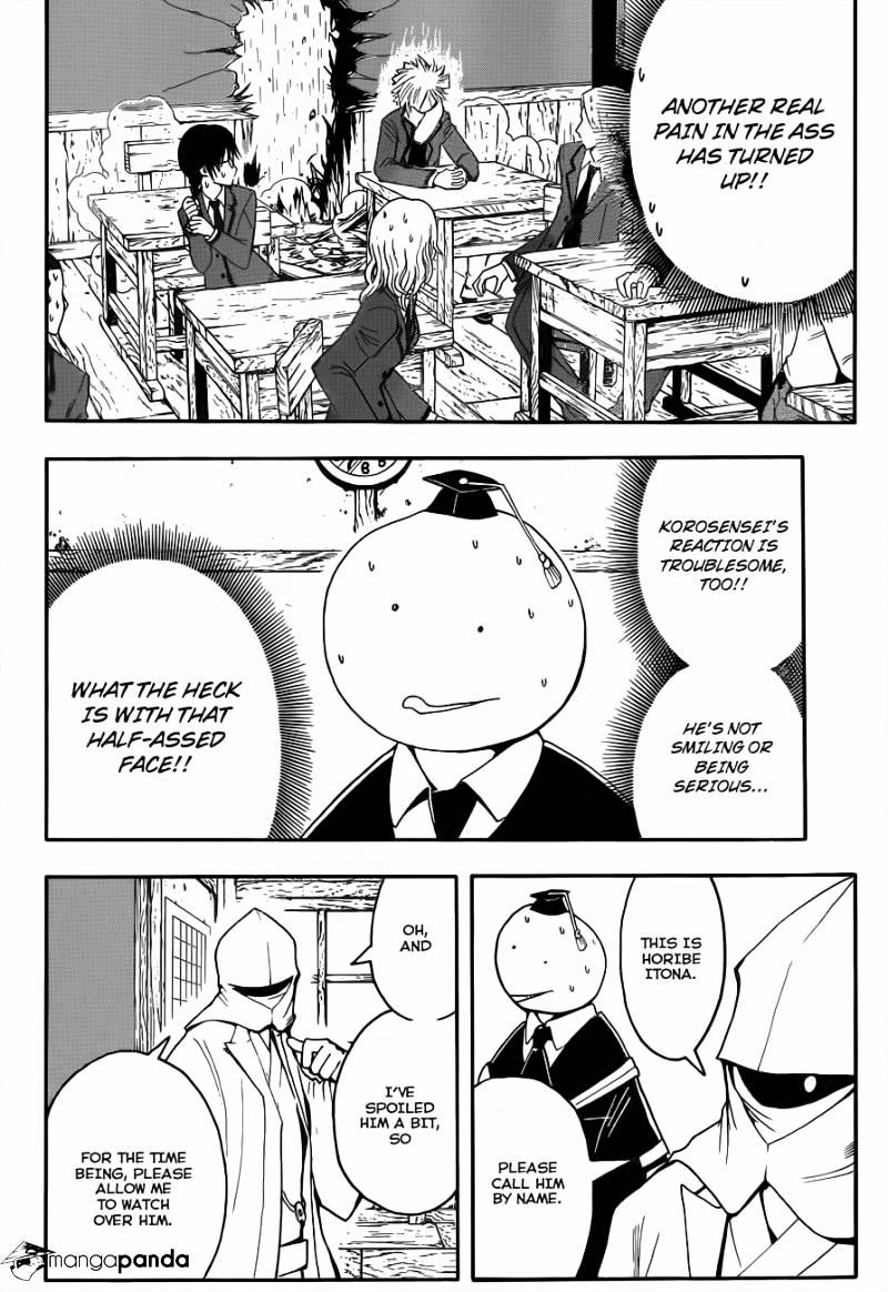 Ansatsu Kyoushitsu Chapter 29  Online Free Manga Read Image 15