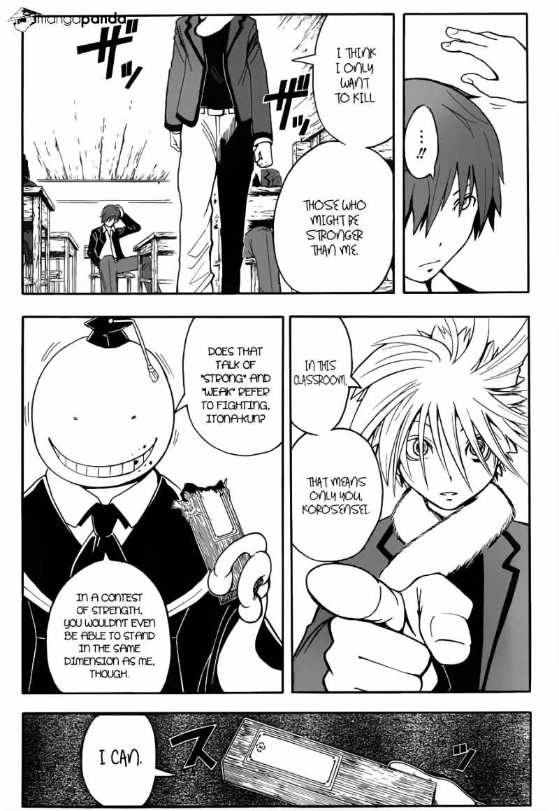 Ansatsu Kyoushitsu Chapter 29  Online Free Manga Read Image 18