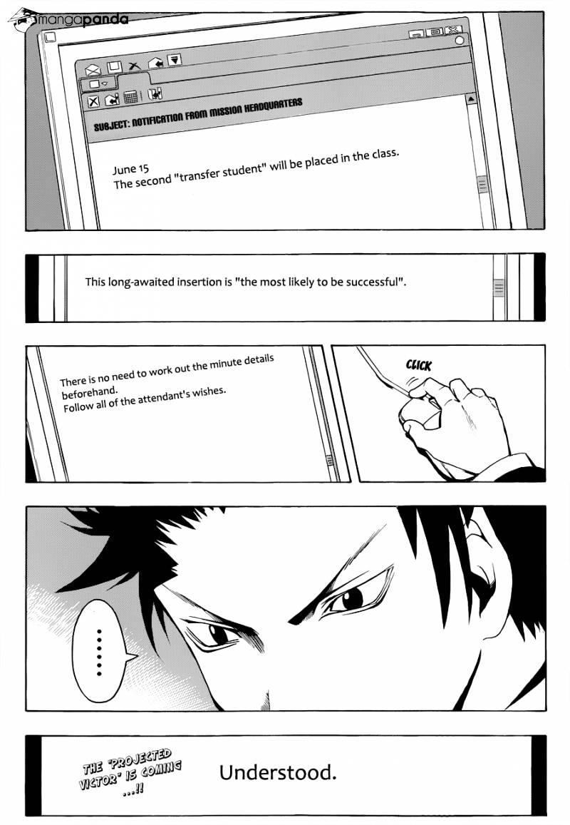 Ansatsu Kyoushitsu Chapter 29  Online Free Manga Read Image 4