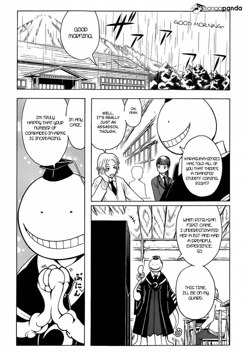 Ansatsu Kyoushitsu Chapter 29  Online Free Manga Read Image 5