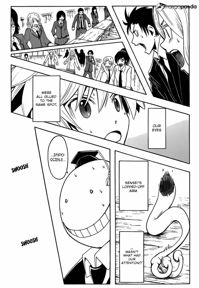 Ansatsu Kyoushitsu Chapter 30  Online Free Manga Read Image 14