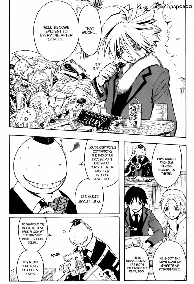 Ansatsu Kyoushitsu Chapter 30  Online Free Manga Read Image 6