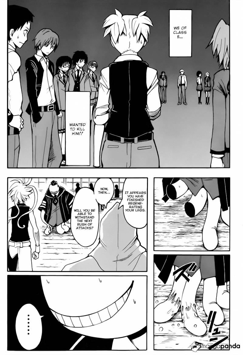 Ansatsu Kyoushitsu Chapter 31  Online Free Manga Read Image 12